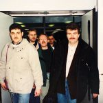 Country Trail Band 1995
